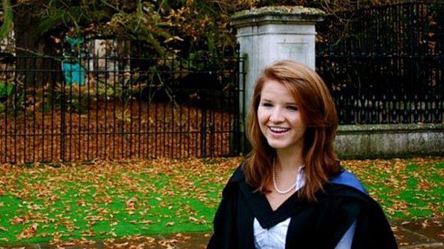Tara Westover em Cambridge