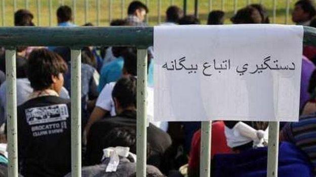 مهاجران خارجی