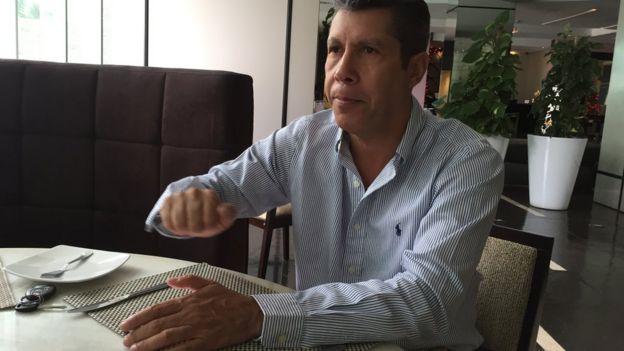 Henri Falcón.