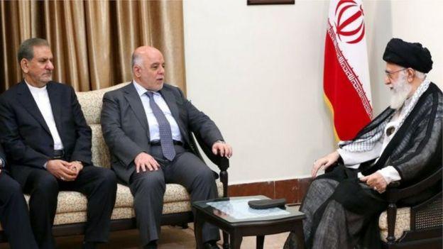 آیتالله علی خامنهای، رهبر ایران حدود سه ماه پیش در ملاقات با حیدر عبادی، نخست وزیر عراق با همهپرسی استقلال کردستان عراق مخالفت کرد