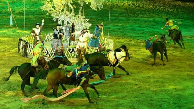 hohhot horse show