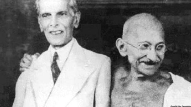 महात्मा गांधी और जिन्ना