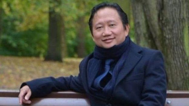 Ông Trịnh Xuân Thành được cho là đang làm thủ tục xin tỵ nạn ở Đức trước lúc