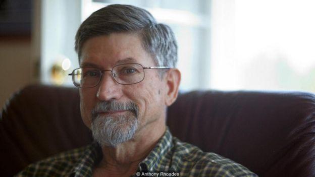 Bill Beaudoin, morador do Alasca