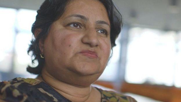 ثمینہ حسین