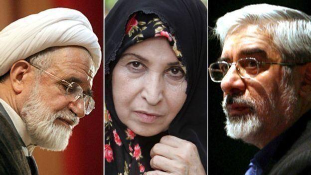 میرحسین موسوی، زهرا رهنورد و مهدی کروبی بیش از شش سال است که در خانه زندان هستند