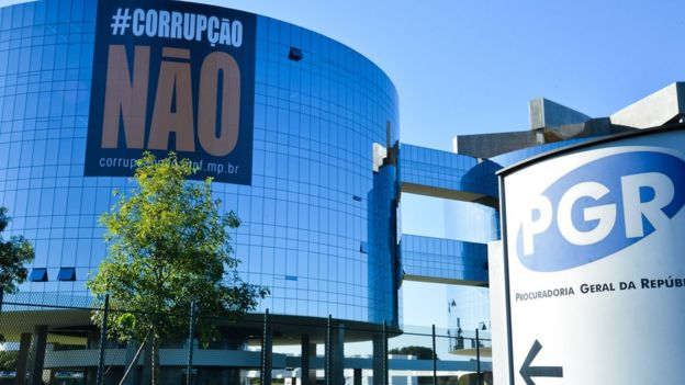 Sede do MP em Brasília