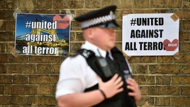 伦敦警察和
