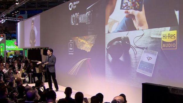 Sony press event