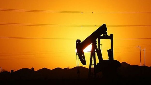 Una explotación petrolífera en Midland, Texas.