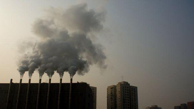 ستفاده از گاز طبیعی برای حمایت از صنایعی در شمال چین که انرژی زیادی مصرف میکنند