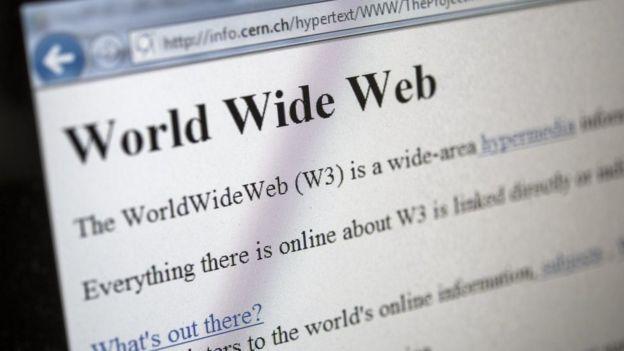 Le web a 29 ans
