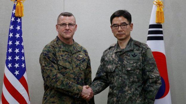 Hoa Kỳ và Hàn Quốc vẫn quyết tâm triển khai hệ thống THAAD dù Trung Quốc phản đối