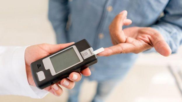 Revisión de glucosa