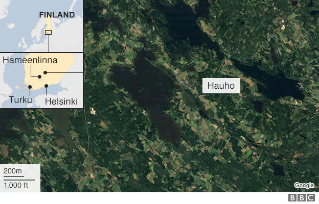 Could Subjects Soon Be A Thing Of The Past In Finland BBC News - Bbc us immigration map