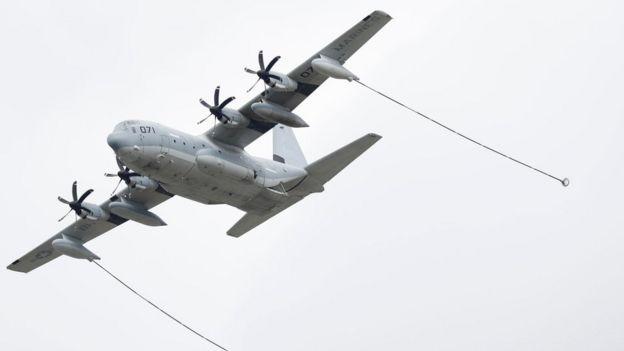 El Hércules de Lockheed Martin