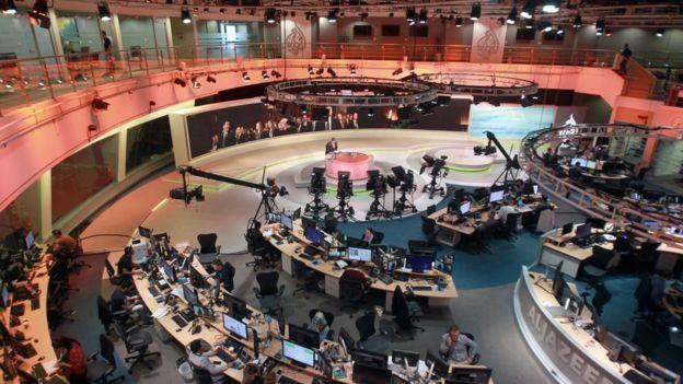 Redação a Al Jazeera