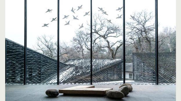 Музей народных промыслов в Китайской академии искусств (город Ханчжоу)