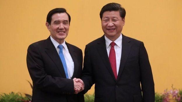 China, Taiwan