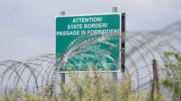 Georgia-border