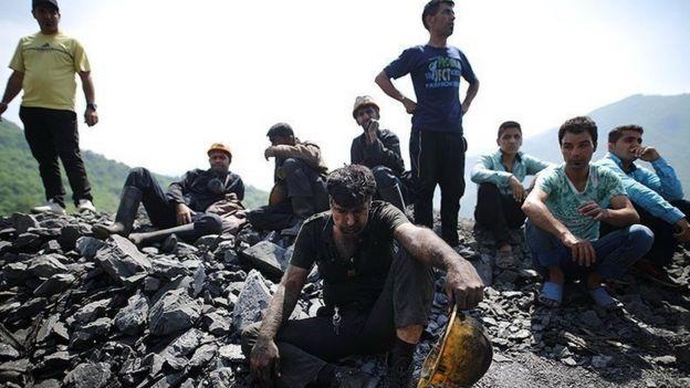 معدن یورت بعد از حادثه