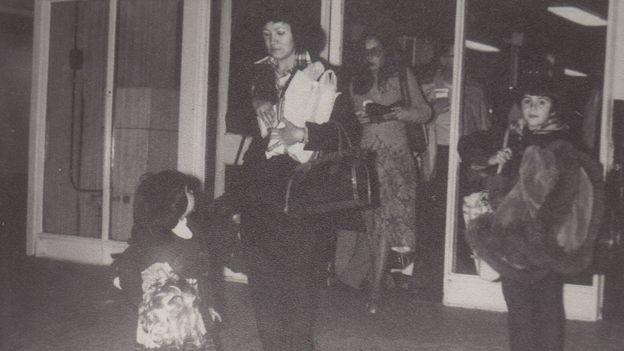 Los Arroyo en Montreal en 1979