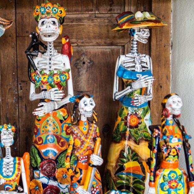 Día de los muertos, Guajaca