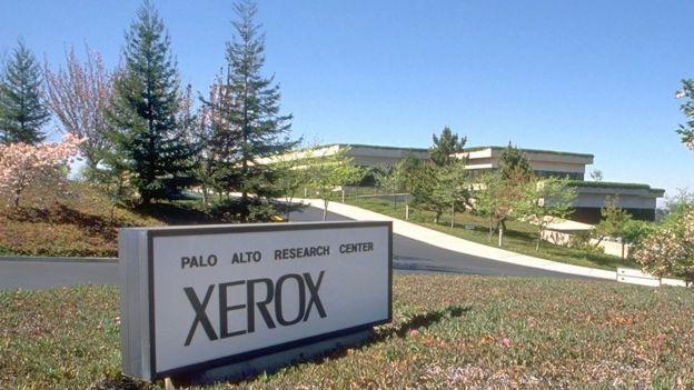 Centro de investigación de Xerox.