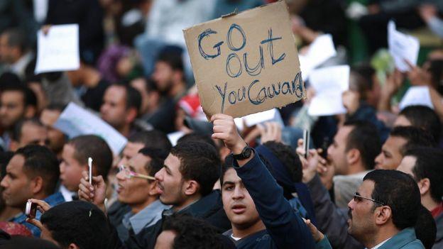 شاركت الجزيرة بتغطية بارزة لأحداث الربيع العربي