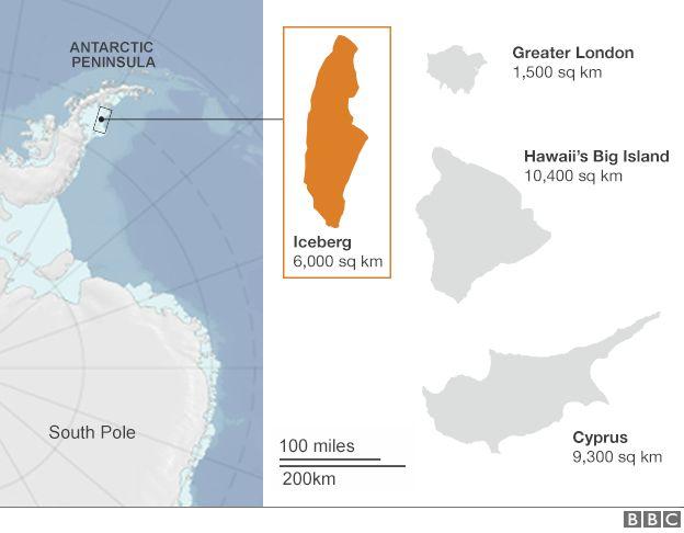 Buzdağı boyutu