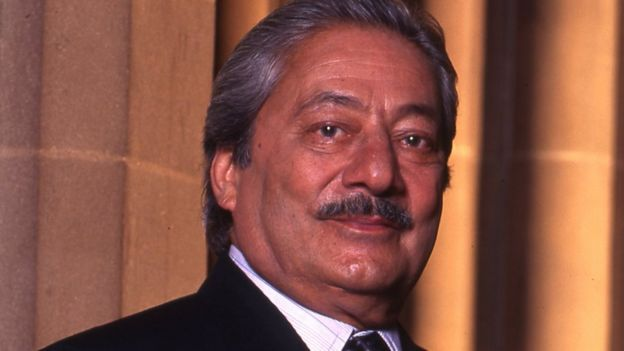 saeed jaffrey married