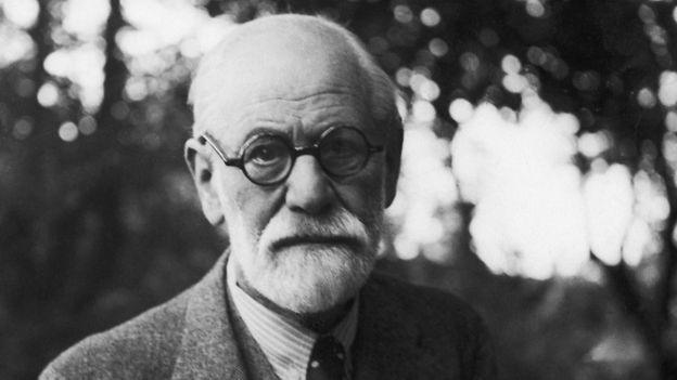 Sigmund Freud (1856 - 1939) the neurologist and founder of psychoanalysis