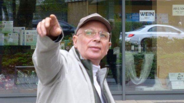Eckart Mann, 48 años después de su arresto
