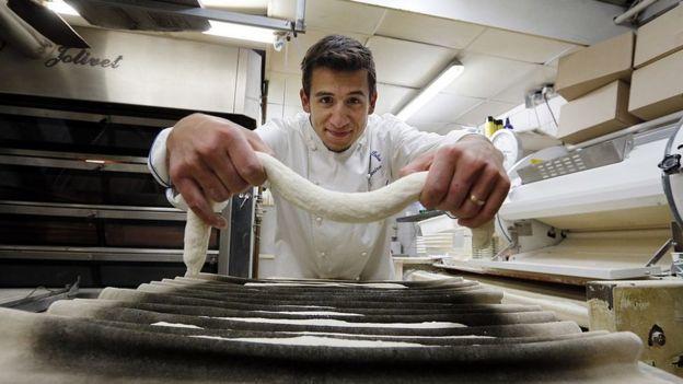 приготування багету