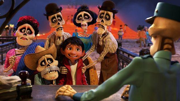 "Fotograma de ""Coco"" (Foto: IMDB)"