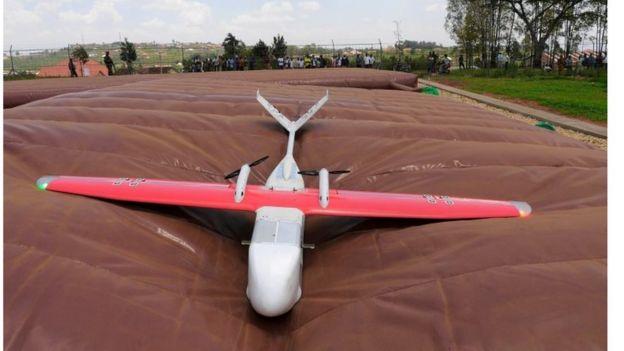 Zip drone