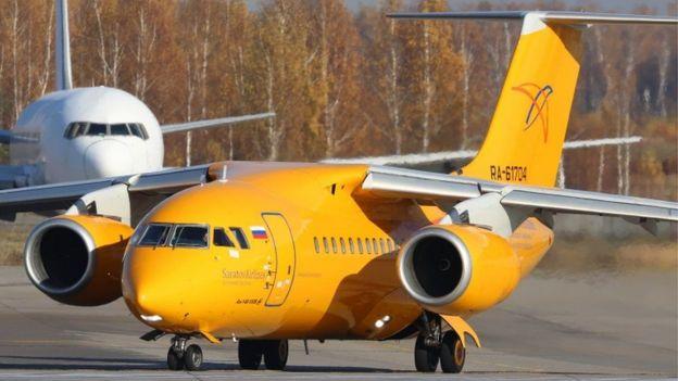 Pesawat Saratov