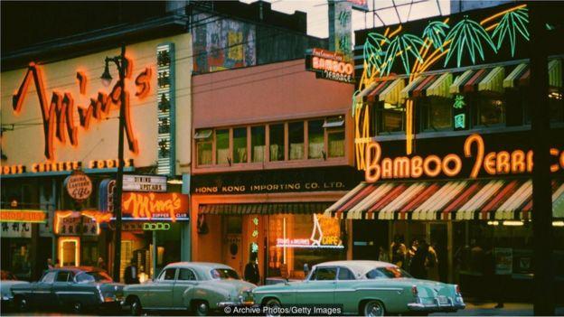 1960年代,溫哥華的霓虹燈成了社會重大爭議問題。