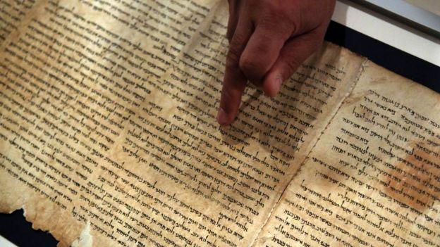 Textos bíblicos antiguos