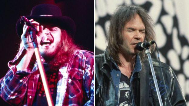 Lynyrd Skynyrd y Neil Young
