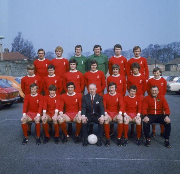 Equipo de Liverpool de 1971