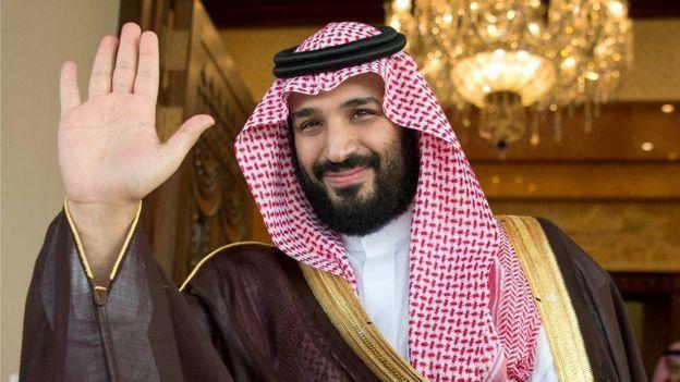穆罕默德·本·薩勒曼(Mohammed bin Salman)