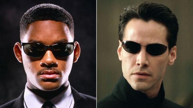 Will Smith in Men in Black 2 and Keanu Reeves in The Matrix Reloaded
