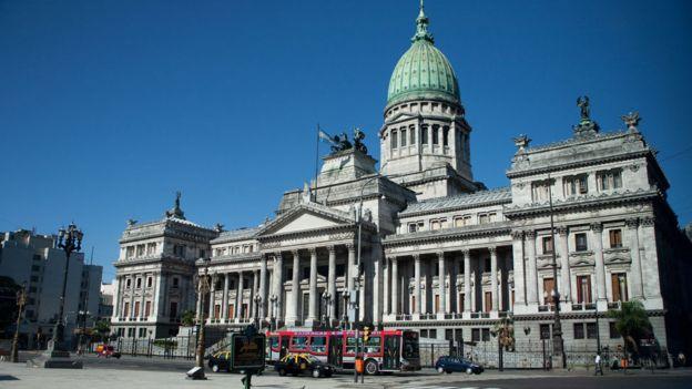 Spanish Courses in Buenos Aires - School Building