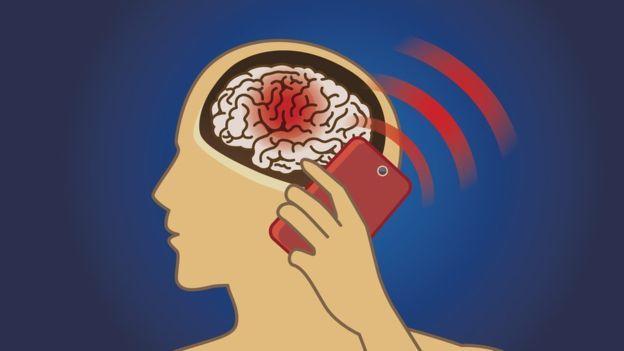 Уникайте близького контакту з антеною телефону