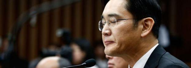 Samsung vice-president Lee Jae-yong