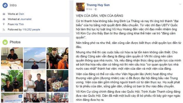 FB Truong Huy San