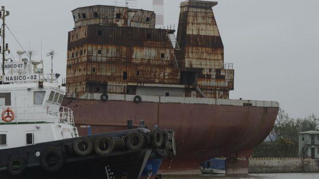 Tàu của Vinashin