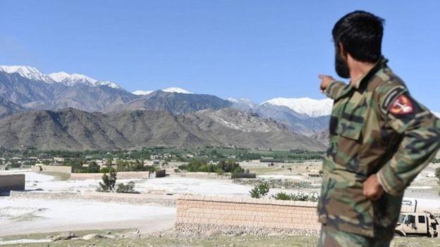 炸弹之母:到底对阿富汗IS有多大摧毁力?