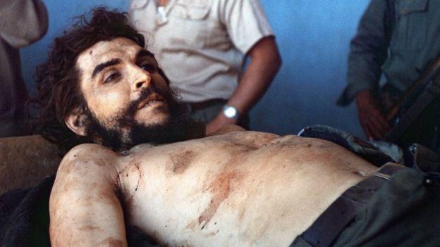 Cadáver de Guevara
